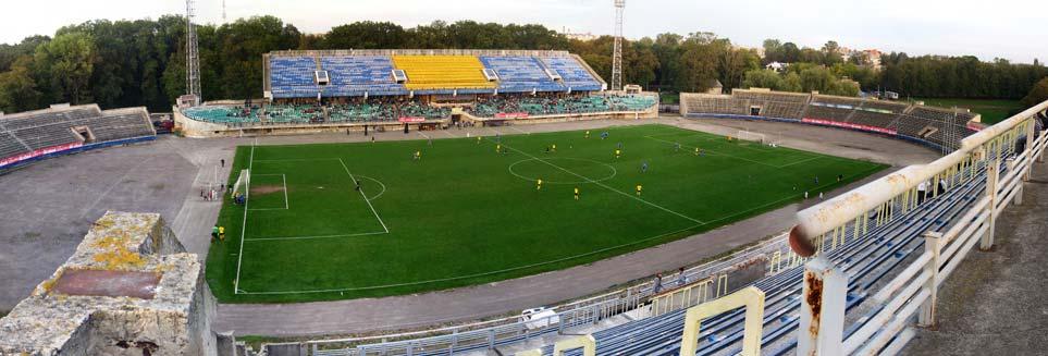 Міський центральний стадіон «Рух»
